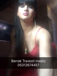 Bakırköy Travesti Escort Berrak