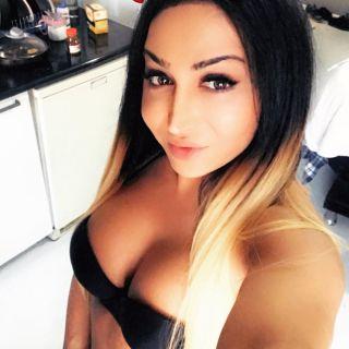 Samsun Travesti Escort Bayan Rüya